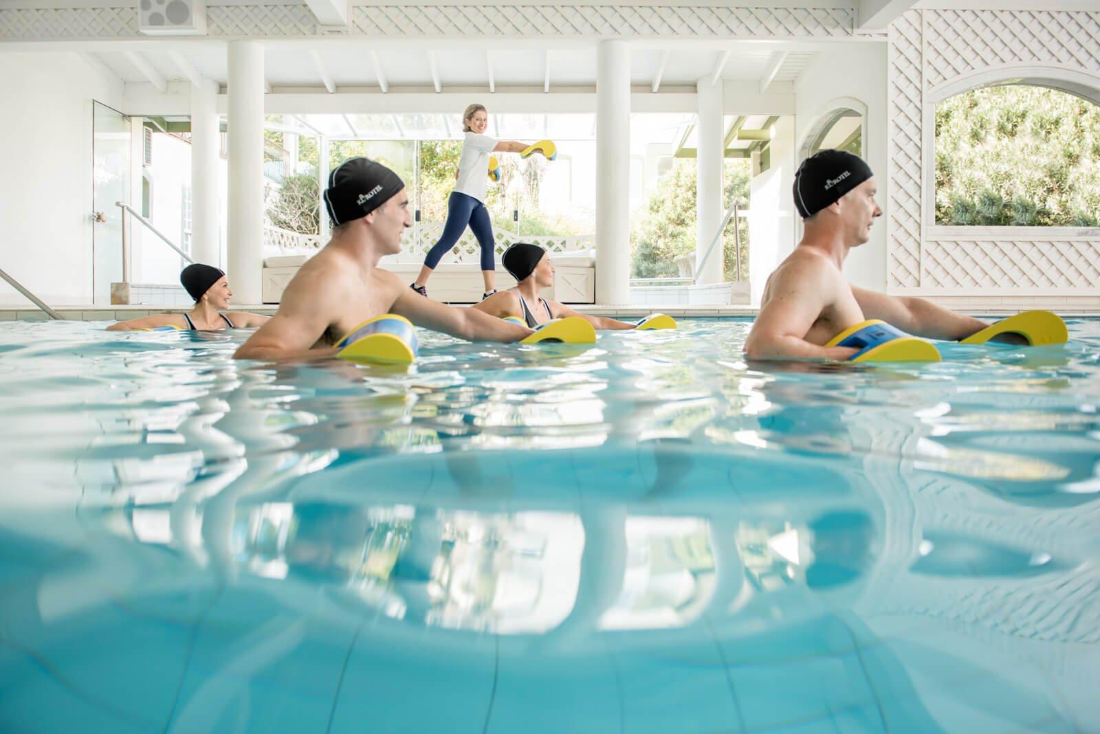 Você sabia que nós não utilizamos cloro nas piscinas?