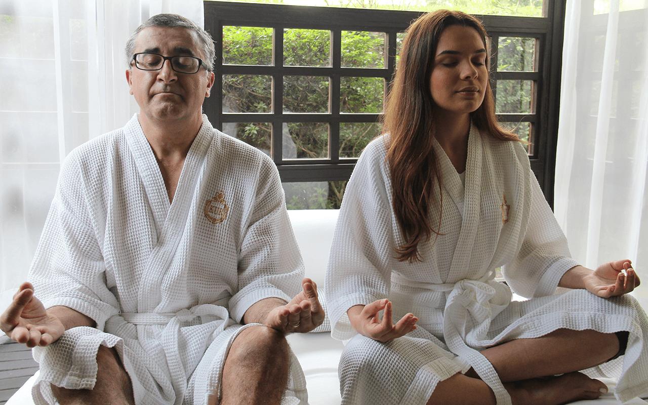 Como a meditação pode auxiliar na redução do estresse